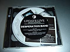 All the songs recorded live. The best live recording with The Desperation Band
