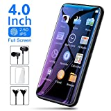 "Best MP3 Players - TIMMKOO MP3 Player with Speaker, 4.0"" Full Touchscreen Review"
