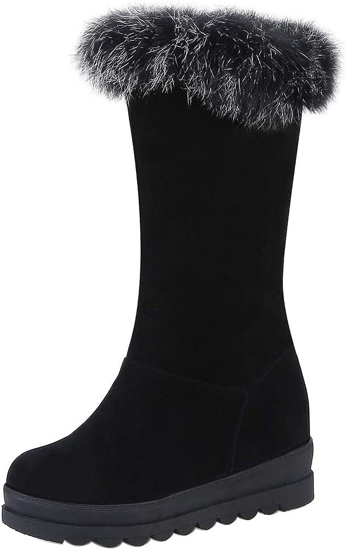 Cular Acci Hidden Heel Boots Wedges Boots