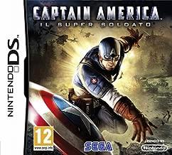 DS - Captain America: Super Soldier - [PAL EU - NO NTSC]