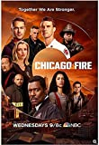 Sunsightly Chicago Fire Staffel 9 (2020) Cover Art Poster