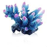 Danmu Art - Adorno de polirresina para decoración de acuario