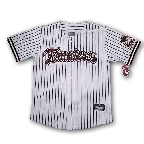Tomateros de Culiacan Men's Baseball Jersey (XX-Large)