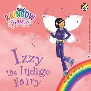 Rainbow Magic: The Rainbow Fairies 6: Izzy the Indigo Fairy cover art