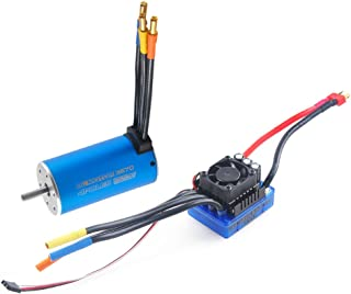 Best 1/8 brushless rc Reviews