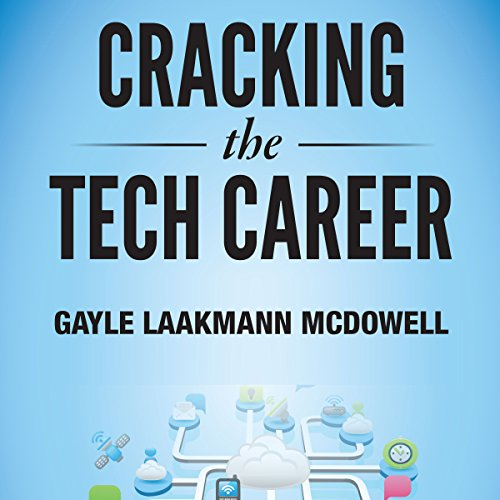 Cracking the Tech Career cover art