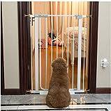 J+N Sicherheitstür Leitplanke Babytor Haustier-Sicherheits-Gate Bar Kinderschutz Kamin Zaun Freie Punching Baby-Treppe Zaun Hund Zaun Pole Zaun Isolation Tür Baby-Sicherheitstür