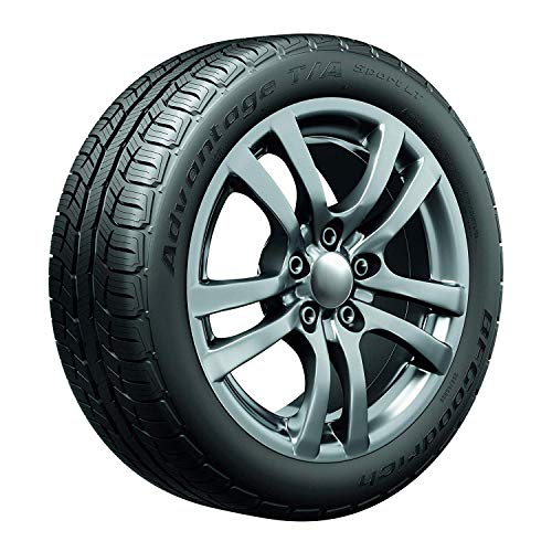 BFGoodrich Advantage T/A Sport LT All-Season Radial Tire-245/65R17 107T