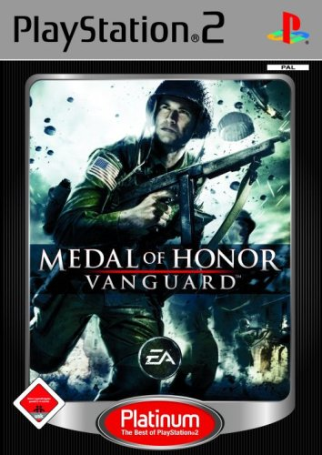 Electronic Arts  Medal of Honor Vanguard, PS 2