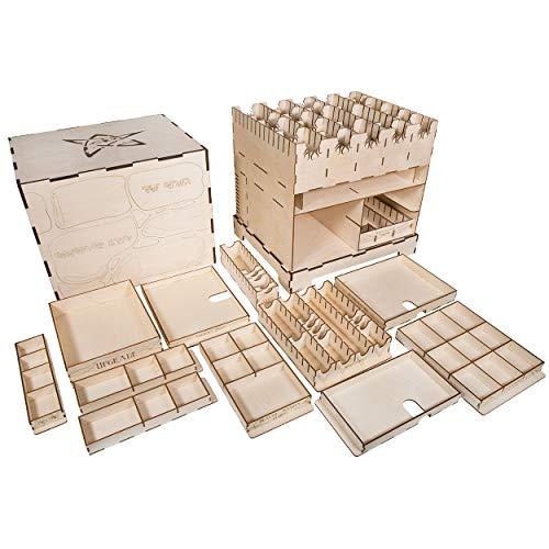 The Broken Token Arkham Altar Game Crate for Arkham Horror