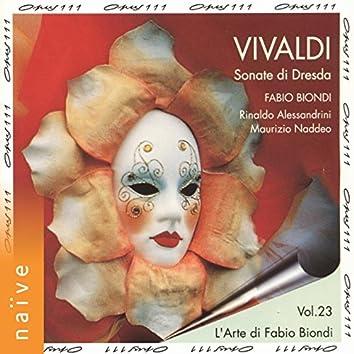 Vivaldi: Sonate di Dresda