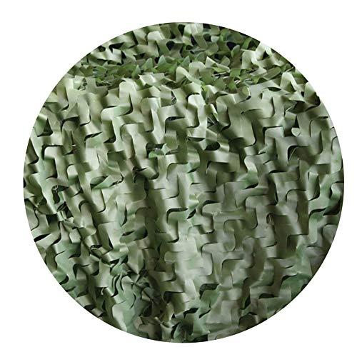 QIANGDA Camouflage Netz Tarnnetz Militärtarnbezug Army Shelter Jagd Schießnetz Verfügbar In 1m, 2m, 3m, 4m, 5m, 6m, 10m (Size : 2x2.5m)