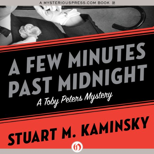A Few Minutes Past Midnight audiobook cover art