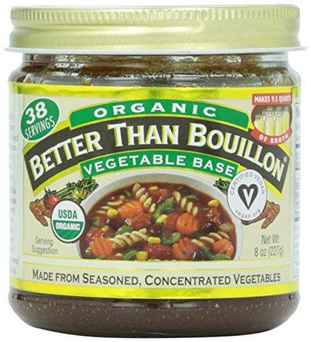Better Than Bouillon Besser Than Bouillon Bio-Gemüsesorten 227 g