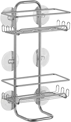 Amazon Com Oxo Good Grips 3 Tier Shower Caddy Home Amp Kitchen