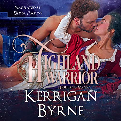 Highland Warrior audiobook cover art