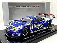 < 絶版品 > EBBRO エブロ 1/43 KeePer Kraft SC430 No. 35 SUPER GT500 2012 キーパー クラフト