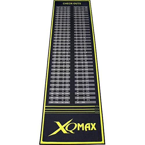 XQmax Check-Out Dart Matte Teppich, grün