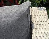 Enjoy Fit Rattan Polyrattan Lounge Sitzgruppe Garnitur Gartenmöbel aus 4 Sitze Sofa - 8