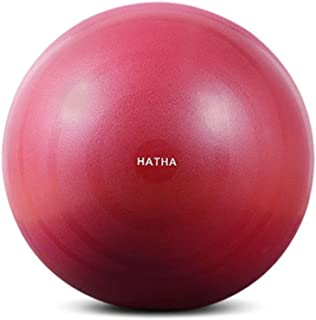 Yoga Ball Thick Explosion-Proof Beginner Female Yoga Midwifery Fitness Slimming Weight Loss Swiss Ball (Color : Red, Size : 75CM)