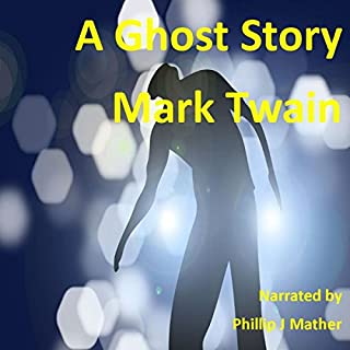 A Ghost Story audiobook cover art