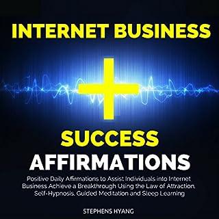 Internet Business Success Affirmations cover art