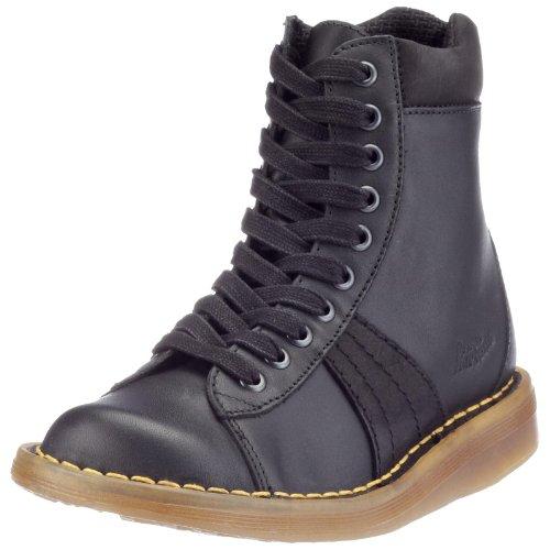 Dr. Martens Mel 10 Eye Boot 2B25 10321002, Stivali Donna, Nero, 39