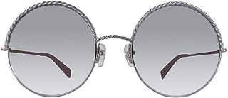 نظارة شمسية مارك جاكوبس نسائية من مارك 169 / اس اي سي، روثينيوم ريد، 57