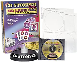 cd stomper labeling system