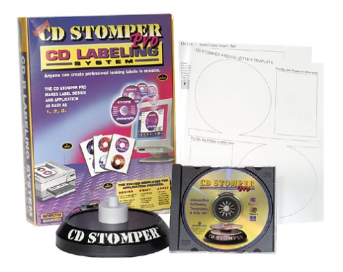 Price comparison product image CD Stomper Pro Labeling System