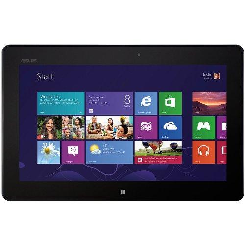 ASUS VivoTab Smart ME400C-1B043W 64GB Black - Tablet (IEEE 802.11n, Windows, Pizarra, Windows 8, Negro, Polímero de Litio)