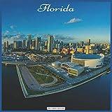Florida 2021 Calendar: Official US State Wall Calendar 2021