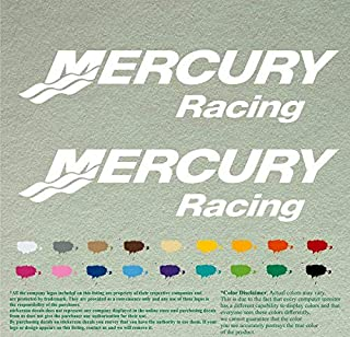 mercury outboard motor decals