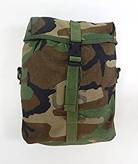 MOLLE II Woodland Sustainment Pouch, Genuine U.S. Military Issue