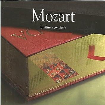 El último concierto, Mozart