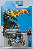 Hot Wheels 2017 HW Moto Honda Monkey Z50 (Mini Bike) 115/365, Blue