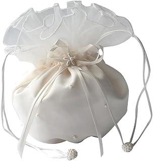 hochzeits-shop-hamburg Brauthandtasche,Beuteln, Borsetta da polso donna