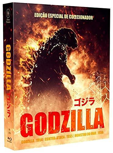 Godzilla - Edição Especial De Colecionador [blu-ray Com Digipak Especial]