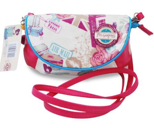 Miss Gorgeous Love de voyage petit sac à main