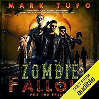 Zombie Fallout 7: For The Fallen cover art