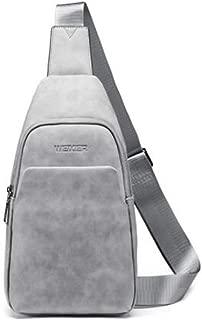 Men's Edition Casual Men's Bag Shoulder Slung Small Backpack Sports Bag New