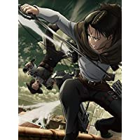 TVアニメ「進撃の巨人」 Season 3 第1巻 (初回限定版) [DVD]