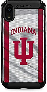 Skinit Cargo Phone Case for iPhone XR - Officially Licensed Indiana University Indiana University Design