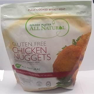 Gluten Free Chicken Breast Nuggets Frozen - 24 oz Bag (Pack of 8)