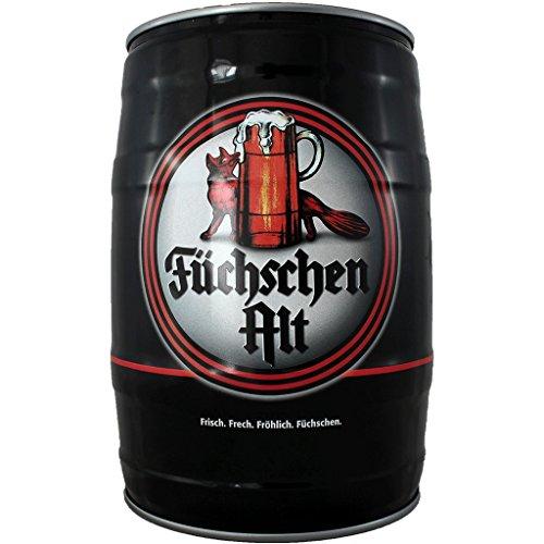 Füchschen Altbier 5l Fass