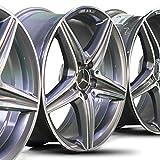 AMG A2134011800 Jantes en aluminium 18' pour Mercedes Classe E W213 S213 C238