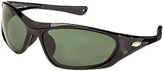 Chevrolet Polarized Sunglasses El Series Sports Style Model CBD1 by Solar Bat