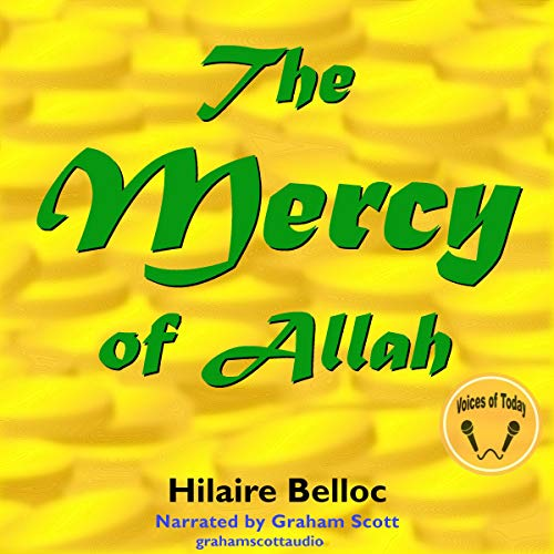 The Mercy of Allah cover art