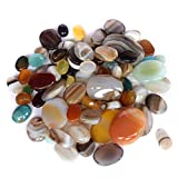 Gemhub Multi Onyx, Mix Shape Onyx Cabochon Loose Stones, Natural Multi Color Onyx Lot Glossy & Decorative Stones Wholesale Prices EW-807