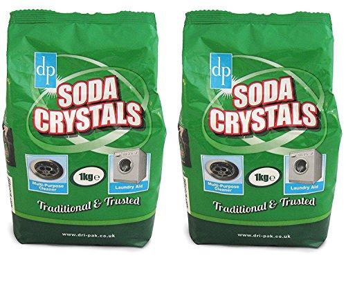 Dri Pack - Cristales de soda, 1 kg